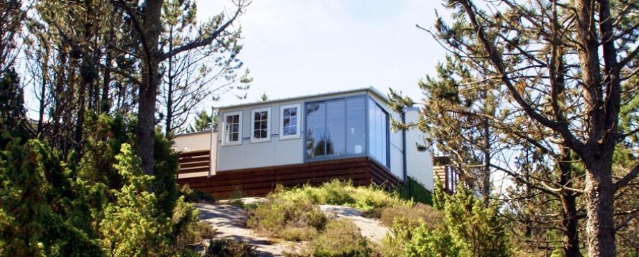 Som en helårs hytte<br/><br/>Mange bruker IsoCamp'en sin som hytte hele året.